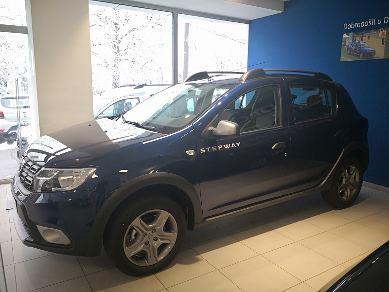 Stepway 0.9 Tce